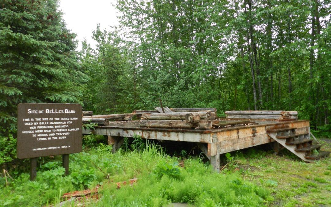 Belle's Historic Site