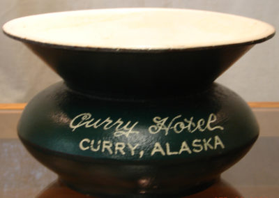 1945 Curry Spittoon
