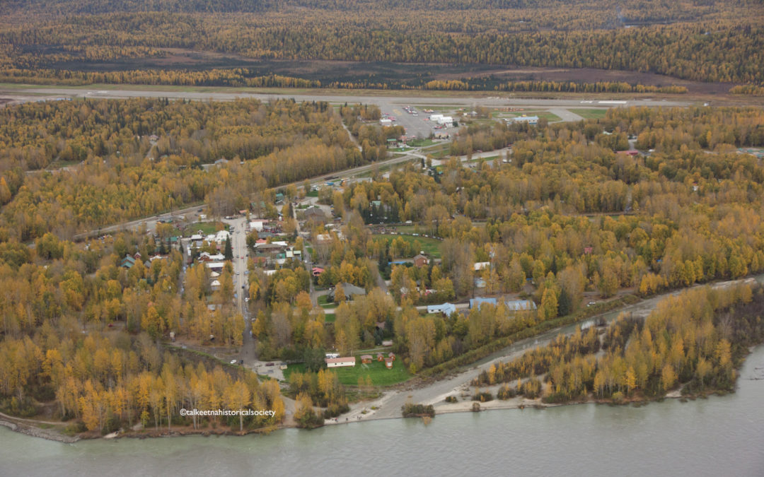 2016 Talkeetna from the air