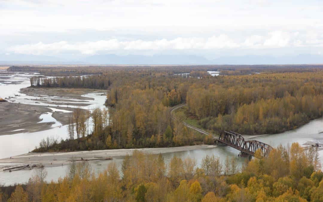 2016 Talkeetna Railroad Bridge
