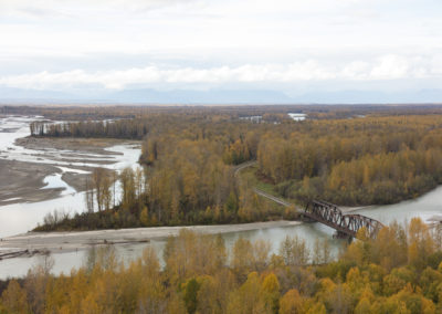2016 Talkeetna Railroad Bridge