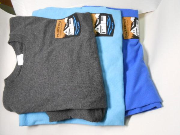 3 tshirts