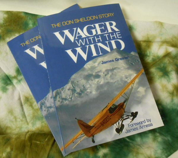 wager with the wind book