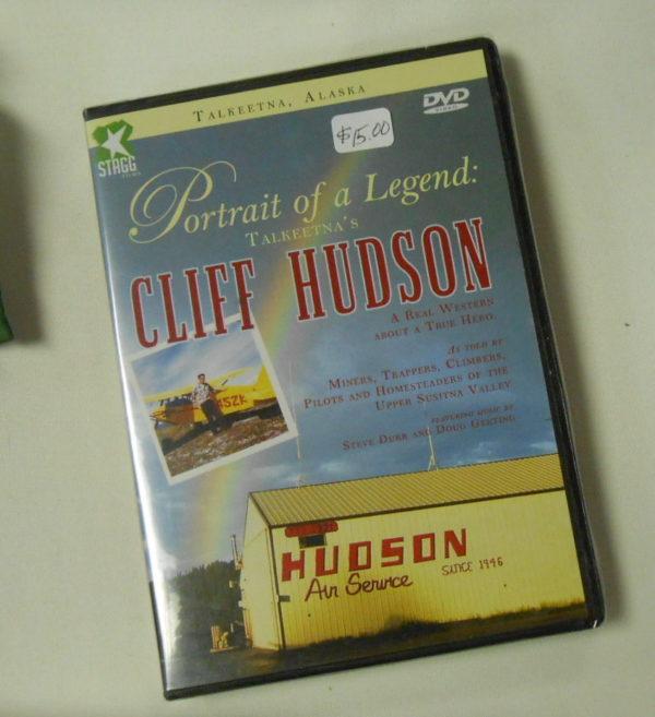 cliff hudons dvd