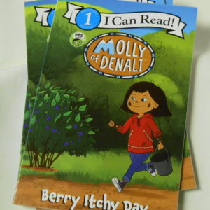 molly in denali book