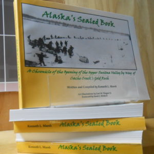 alaska's sealed book