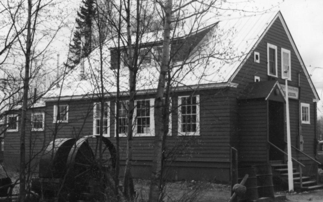 Talkeetna Schoolhouse